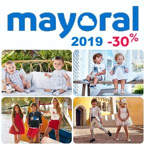 Ubranka dla dzieci Mayoral kolekcja 2019