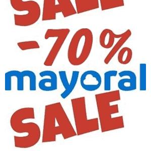 Wyprzedaż ubranek Mayoral -70%