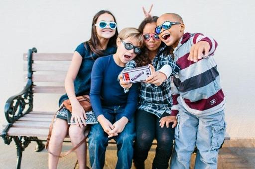 Okulary Aces 7-14 lat