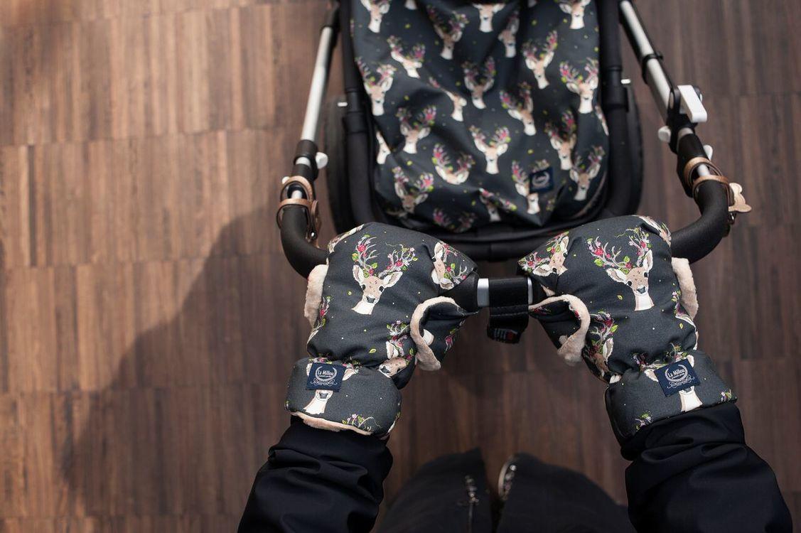 Rękawice do wózka