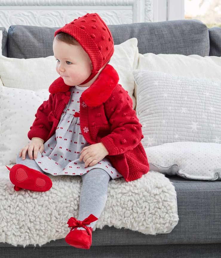 ubrania z mowej kolekcji Mayoral dla dzieci