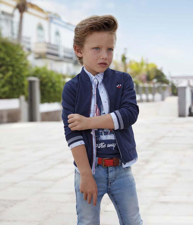 Ubranka dla dzieci Mayoral - Hiszpania