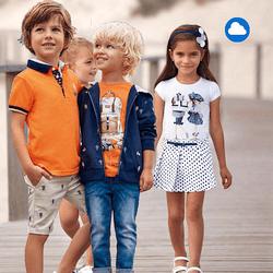 Mayoral kolekcja dla dzieci