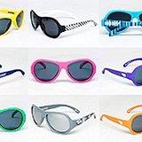 Modne okulary przeciwsłoneczne dla dzieci - Wzory 2017