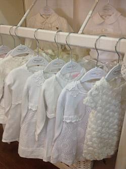 Oferta na chrzest, ubranka dla dziewczynki