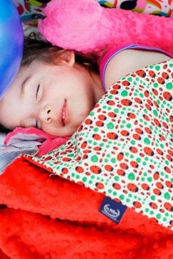 Okrycia do snu, kocyki, poduszki, kołderki - Anna Mucha