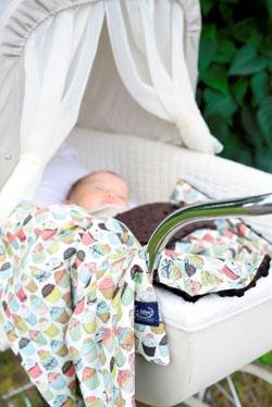 Pościel do kołyski dla maluchów i niemowląt