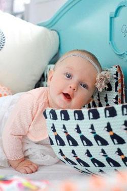 Poduszki dla maluchów