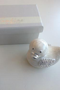 srebrna kaczuszka